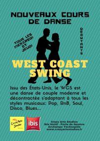West Coast Swing Archamps Technopole